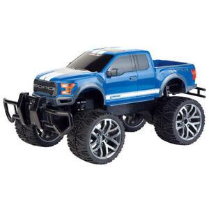 Carrera Rc 142026 Ford F-150 Raptor En Bleu 2.4ghz Prêt à fonctionner Nouveau 9003150878117