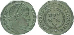 Follis Bronce 307-337 Antiguo/Romanos Época Imperial / Constantinus (48190)
