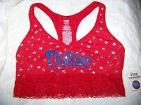 Victoria's Secret Pink Philadelphia Phillies Sports Bra