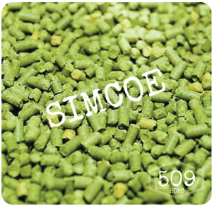 Simcoe Hop Pellets 2 oz for Home Brew