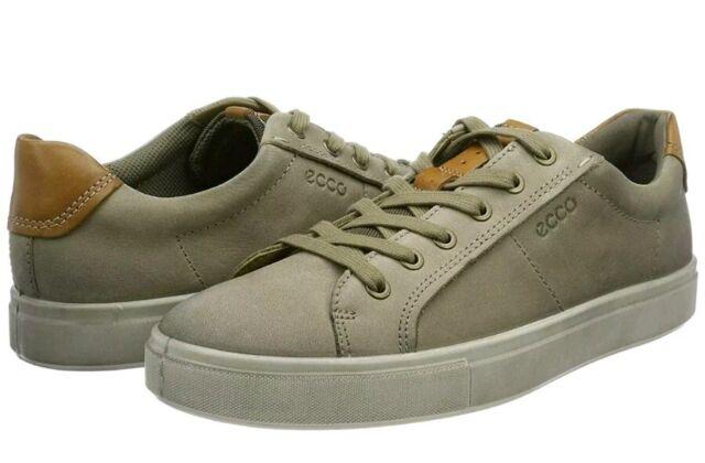 b51a80750d ECCO Men's Kyle Classic Leather Sneaker Navajo Brown EU 42 / US 8 - 8.5