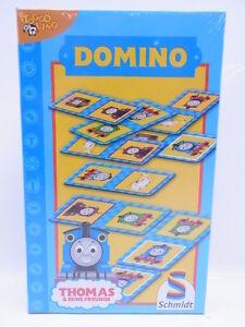 LOT-25719-Schmidt-Spiele-51125-Thomas-und-seine-Freunde-Domino-Spiel-NE-in-OVP