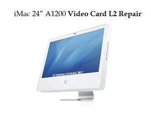 itm Apple iMac  A Desktop Video Card MALL BTO Repair Service