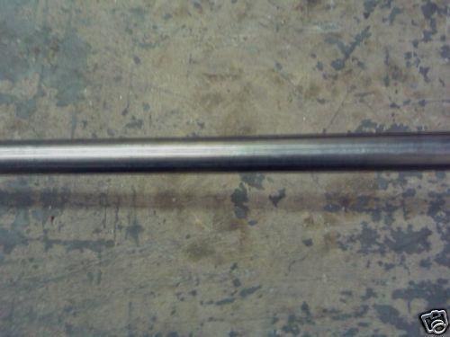 TITANIUM ROUND BAR 6AL-4V .750 DIA X 36 LONG