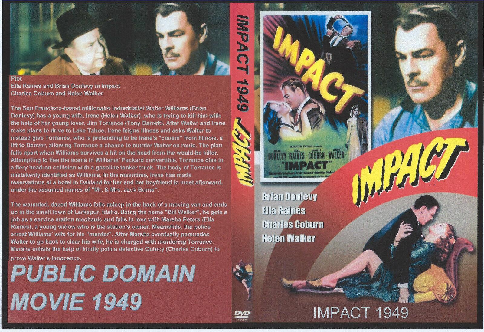 Impact (DVD, 2003)