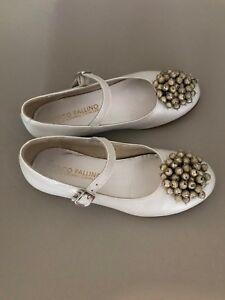Getr Gr Ballerina Leder Np 30 Feier 263€ Konzert Hochzeit Pinco I Pallino Kaum qYgw1