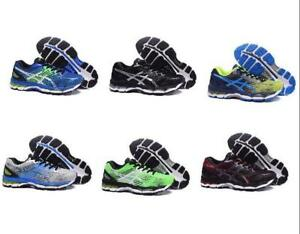 New-Asics-T507N-GEL-Nimbus-17-Men-039-s-Running-Shoes-6-Colour