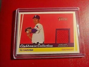 2016-YU-DARVISH-TOPPS-HERITAGE-CLUBHOUSE-COLLECTION-GU-JERSEY-CCR-YD