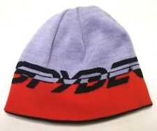 adidas Neo Rib Knit Reversible Slouch Beanie Hat Grey Red for sale ...