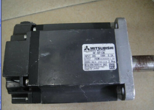 Mitsubishi servo motor HF-KP73K with 60days warranty