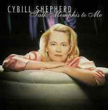 CYBILL SHEPHERD   Talk Memphis to Me   New Factory Sealed CD