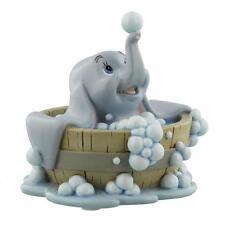 Disney Classics Dumbo In Bath Figurine Boxed New DI181