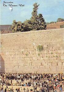 BG14376 jerusalem western wall wailing wall  israel