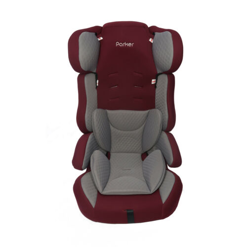 Various Parker Child Baby Car Seat Age 4-12 Safety Booster Seat Group 1//2//3