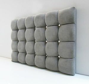 SUPER-CUBE-PADDED-HEADBOARD-BED-HEAD-IN-LEATHER-CHENILLE-SUEDE-CRUSHED-VELVET