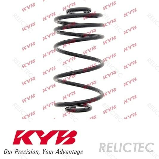 NEW KYB OE QUALITY SUSPENSION COIL SPRING REAR RX6766