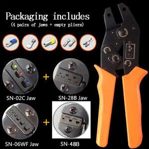 193mm-SN-28b-Terminal-Crimper-Pliers-Pince-A-Sertir-Ferrule-Wire-Crimp-Hand-Tool