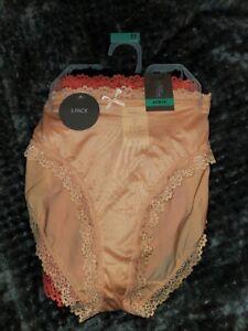 Brief Panties Size S 3 Pack