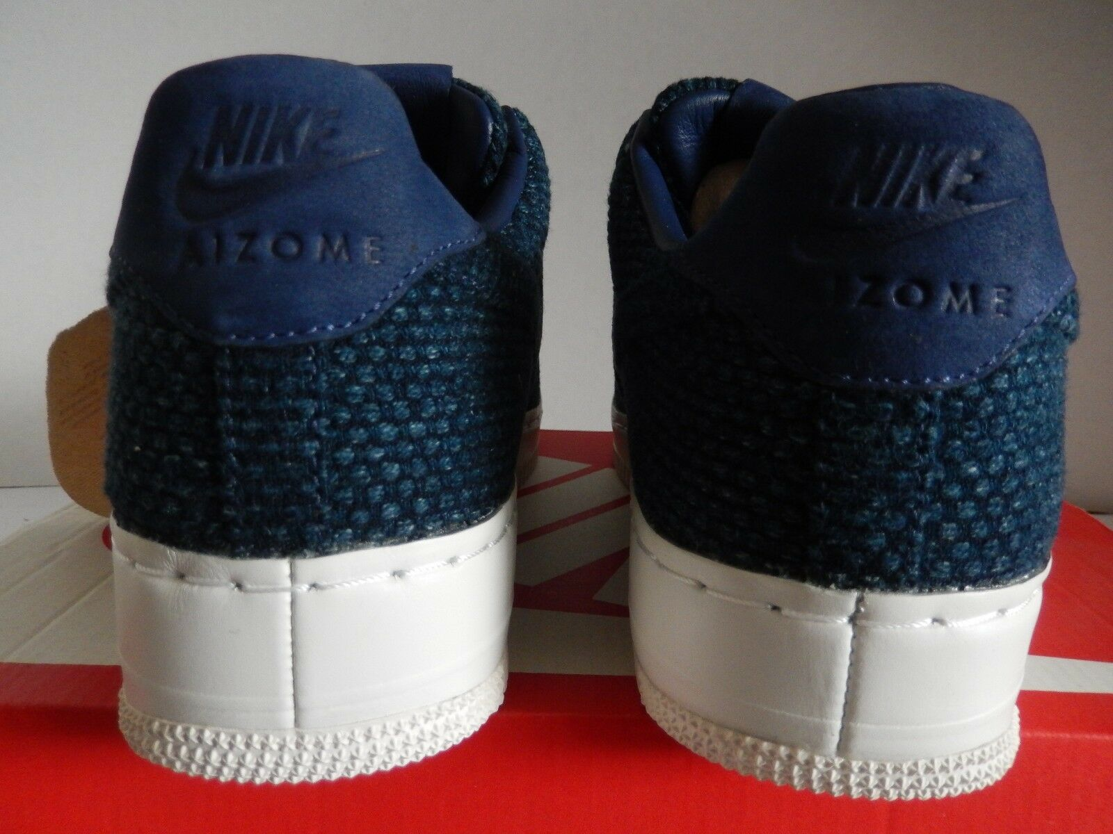nike japan air force 1 niedrige aizome sashiko japan nike blau sz 11,5 selten!! 1df53d
