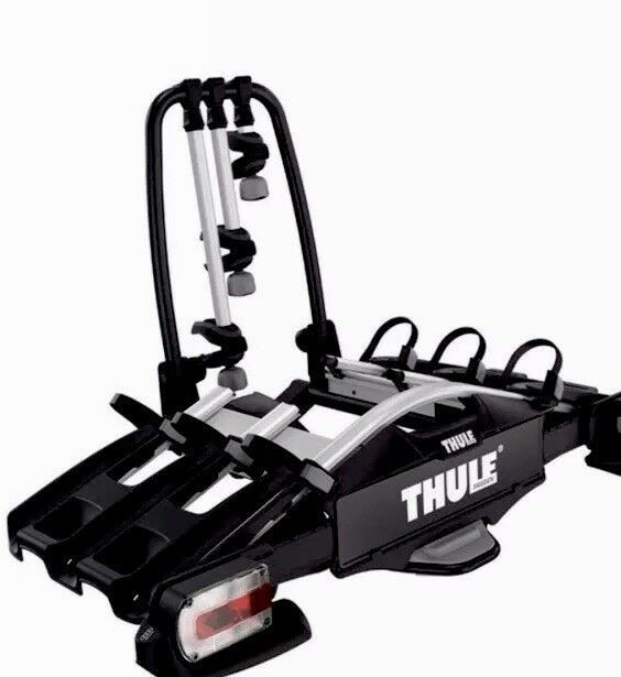 Thule 927 VeloCompact Towbar Mounted 3 - 4   Three - Four Bike Cycle Carries