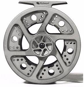 Wychwood-Flow-Fly-Reels-5-6-7-8-Platinum-Titanium-Fly-Fishing-Reel