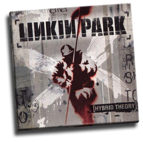 Linkin Park Druki Artystyczne Hybrid Theory Giclee Canvas