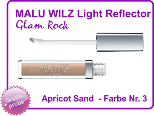 1 von 1 - Malu Wilz  Light Reflector Apricot Sand  - Farbe Nr. 3