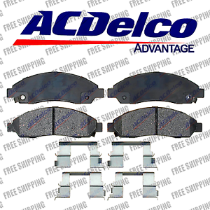 Replacement-Disc-Brake-Pad-Ceramic-Front-Set-For-Chevrolet-Colorado-Gmc-Canyon