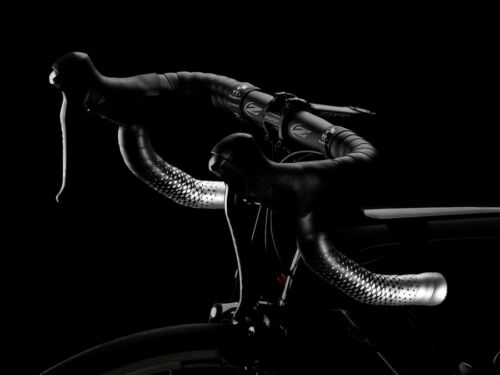 Ciclovation Advanced Road Handlebar Tape with Leather Touch Fades Fusion Series