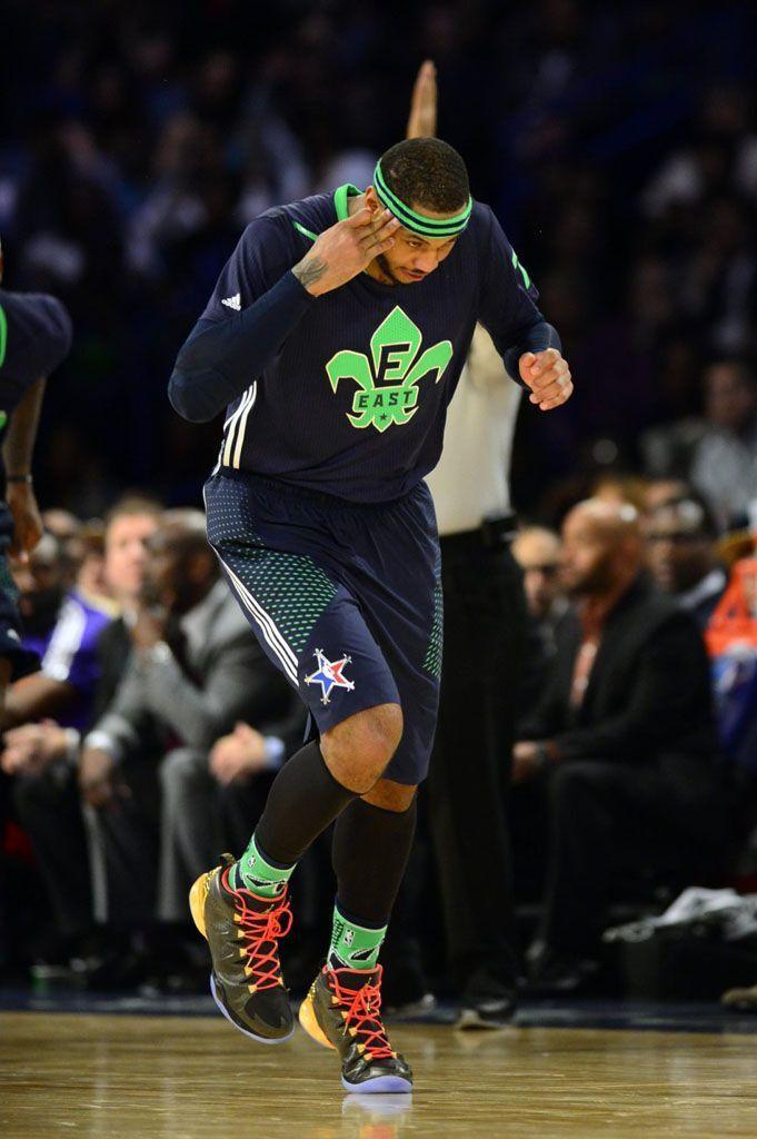 Nike jordan melo mio all star maschile (metallico di basket scarpa 44 (metallico maschile oro / rosso) 78d5f1