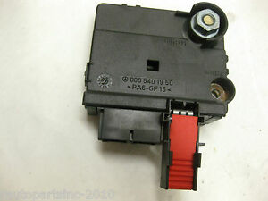 2000 mercedes s500 battery fuse box connector 000 540 19 50 oem 00 image is loading 2000 mercedes s500 battery fuse box connector 000