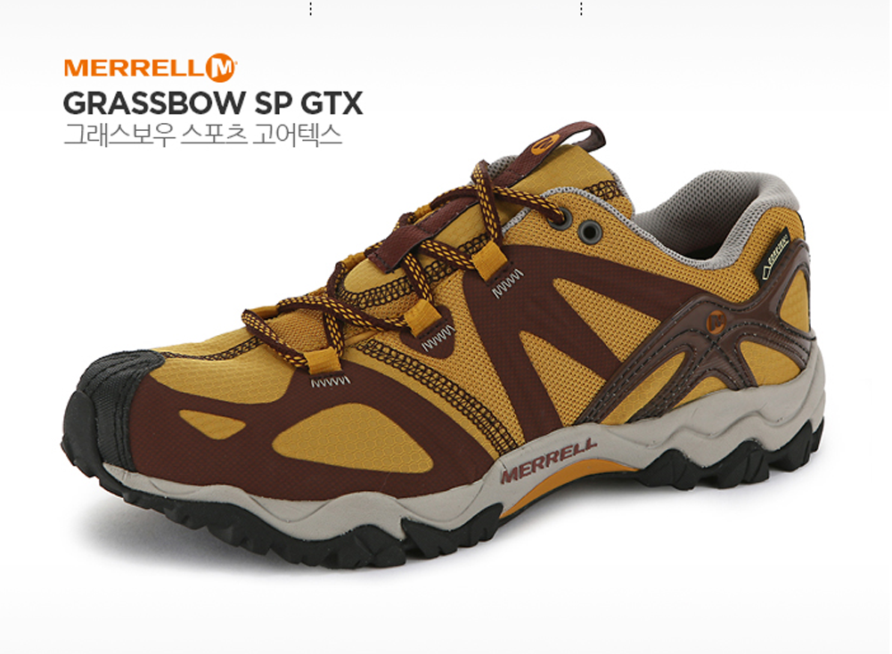 Merrell Damenschuhe Grassbow Sports Gore-Tex Trekking Hiking Schuhes