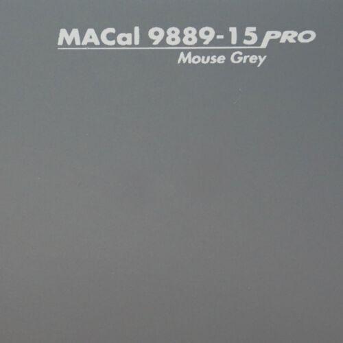 5 m Autofolie PKW KFZ Folie mausgrau glänzend 61,5 cm 5,99 € //m