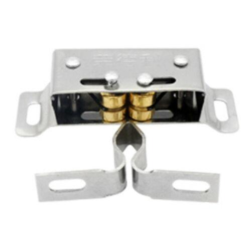 Stainless Steel Cabinet Cupboard Door Fastener Latch Catch Lock Magnet Latch G