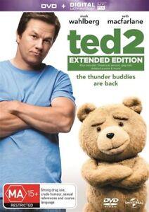 Ted-2-DVD-UV-DVD-NEW-Region-4-Australia