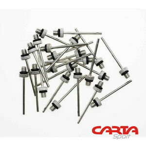 Carta-Sport-Inflating-Needle-Adapter-Pump-Valve-Football-Rugby-Ball-VolleyBall