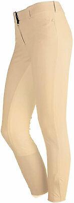 Señora empleada, 32 pantalones de caballo de Color normal.
