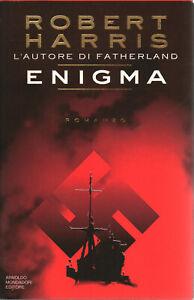 Enigma - Robert Harris (Arnoldo Mondadori Editore)
