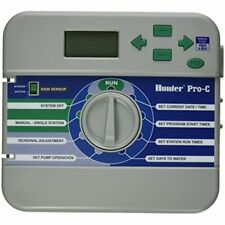Hunter Sprinklers 526200 Pro C And Pcc Controller Front Panel