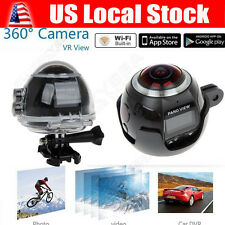AT360H 4K 360 Wifi Panoramic Cam Ultra HD 2448*2448 Sport Action Driving Camera