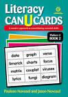 Literacy Can U Cards: Platform 2 Bk 2 by Pauleen Novosel, Jason Novosel (Paperback, 2011)