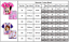 Baby-Kids-Girls-Cartoon-Minnie-Mickey-Mouse-Nightwear-Sleepwear-Pajamas-Set-1-8Y thumbnail 3