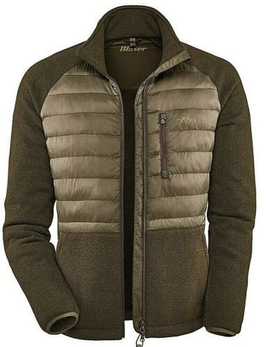 Blaser Fleece Jacket Hybrid PrimaLoft padding 118055