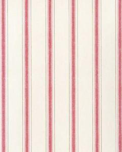 PR33854-Blumenmotiven-2-Gestreift-Creme-Pink-Rot-amp-Weiss-Galerie-Tapete