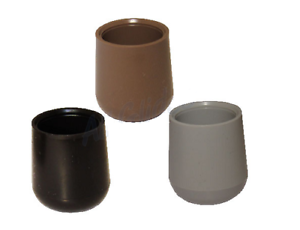 Buy More Save More! Plastic Chair Table Leg Furniture Glide Tips 3 Colors