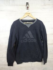 VTG-cooles-Adidas-Spellout-Sweatshirt-Sweater-Pullover-REFA-15-Medium