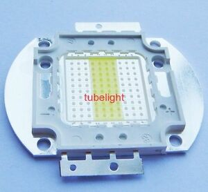 High Power 100w Blue White Multi Chip Led Lamp Light For