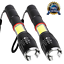 2 Pack Hand Torch Led Super Bright Powerful Torch Flashlight with 6 LED Torches
