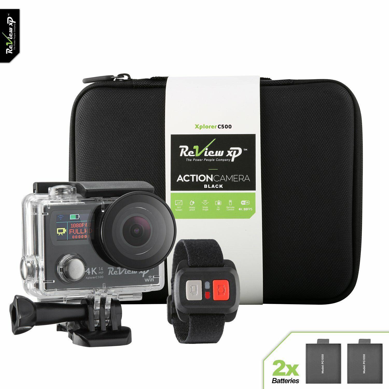 4K Action camera Ultra HD DV 16MP 1080p 60fps Sports Camera + Accessory Bundle 1080p 16mp 60fps accessory action bundle camera sports ultra