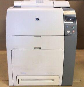 Q7493A - HP Colour LaserJet 4700dn Printer | eBay